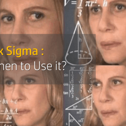 when to use six sigma